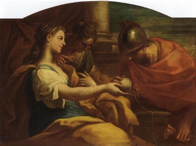 ariadne-theseus