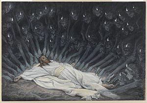 300px-Brooklyn_Museum_-_Jesus_Ministered_to_by_Angels_(Jésus_assisté_par_les_anges)_-_James_Tissot_-_overall