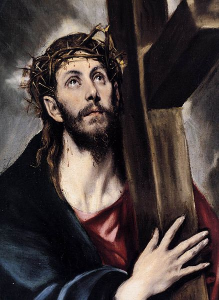 438px-Christ_Carrying_the_Cross_1580