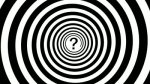 stock-footage-x-fullhd-video-hypnotic-turning-spiral-and-a-question-mark-in-the-center