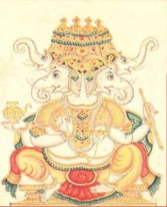 dwija-ganapati-32-forms-of-ganesha-pillayar
