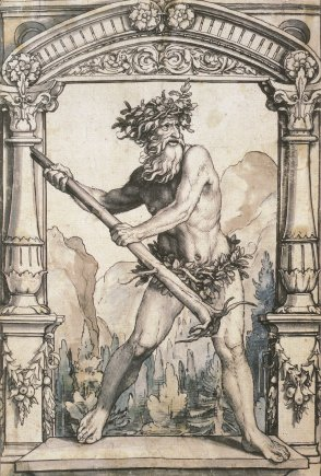 wild_man2c_design_for_a_stained_glass_window_by_hans_holbein_the_younger