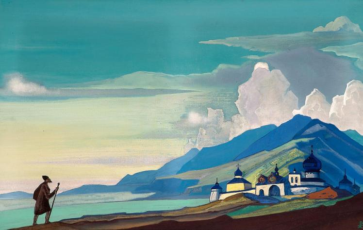 1-pilgrim-of-the-radiant-city-nicholas-roerich