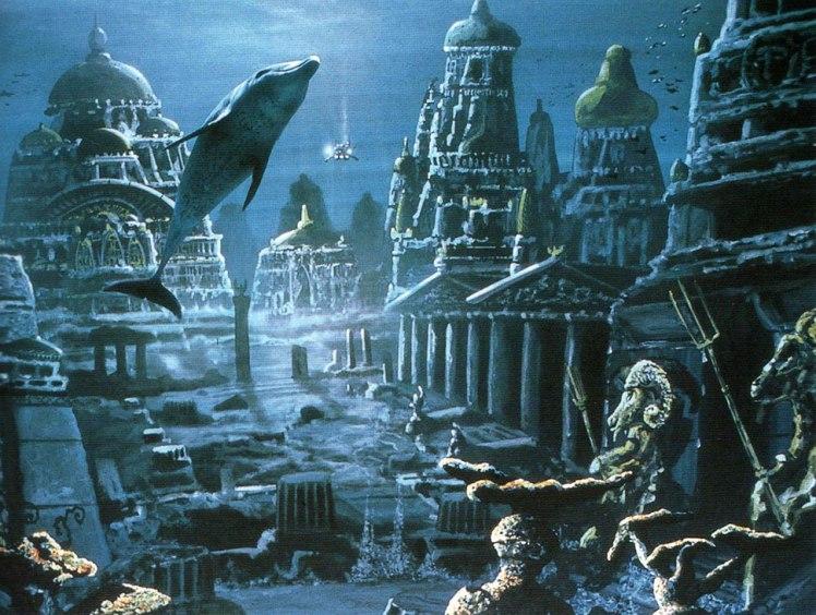 Atlantis-Sunken-City