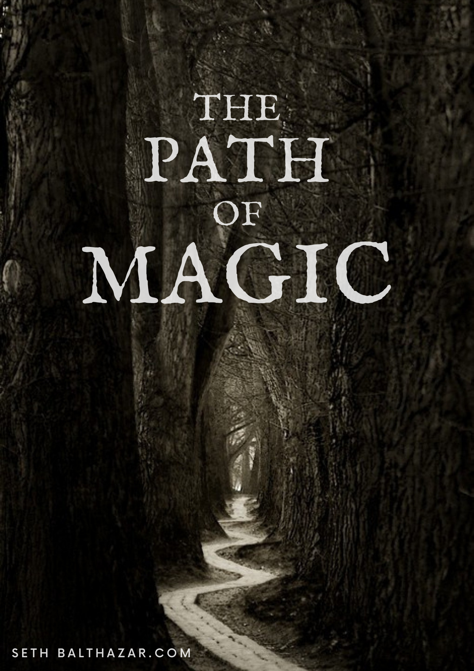 Path of Magic (IM Fell English)