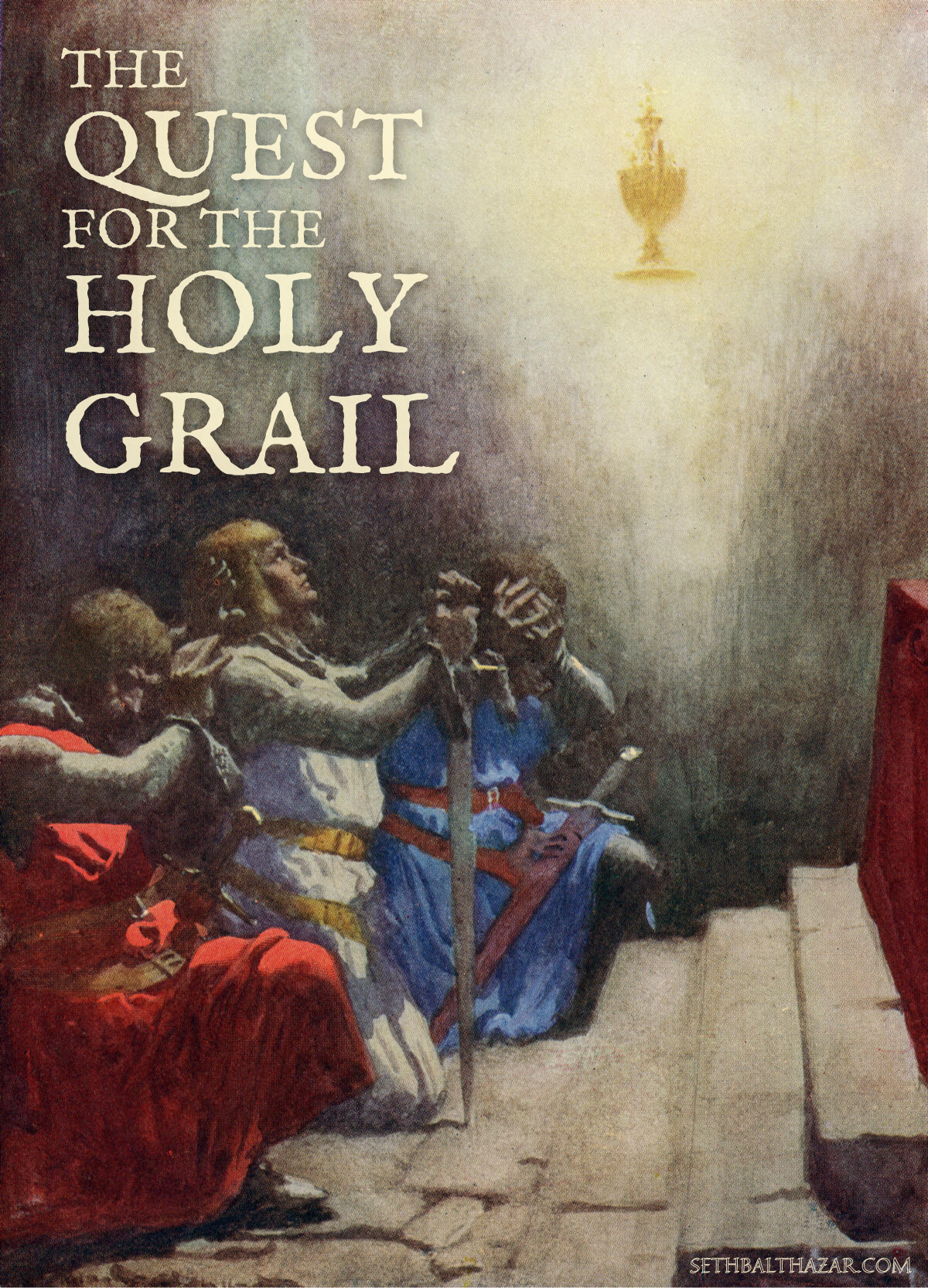 The Quest For The Holy Grail (4)